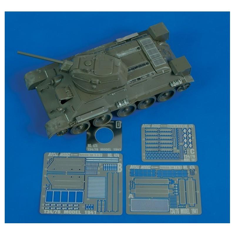 T34/76 Mod. 41 (1/48)
