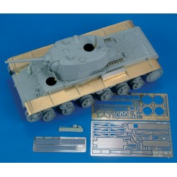 "KV-1 mod. 42 ""Cast Turret"" - Part 1 (1/35)"