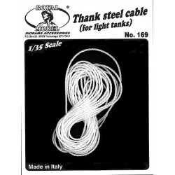 Tank steel cables No. 2 (for light tanks)