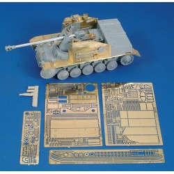 "Sd. Kfz. 131 ""MARDER II"" - Part 1 (1/35)"