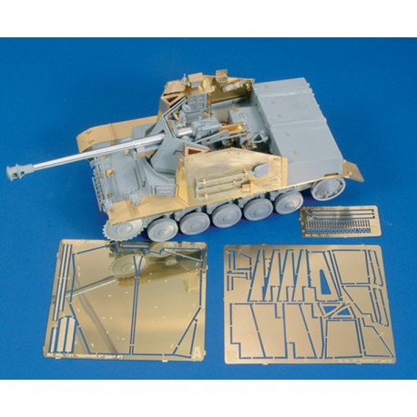 "Sd. Kfz. 131 ""MARDER II"" - Part 2 (1/35)"