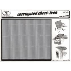 Corrugated sheet-iron  (1/35)