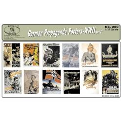 German Propaganda Posters part 2° -  WWII (1/35)
