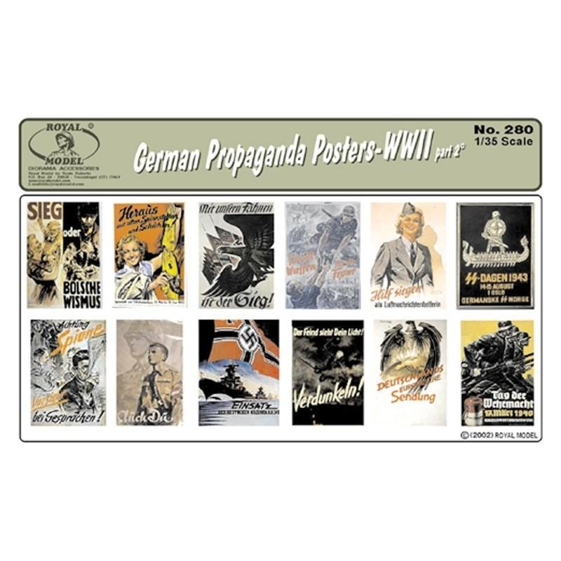 German Propaganda Posters-WWII (part 2°)