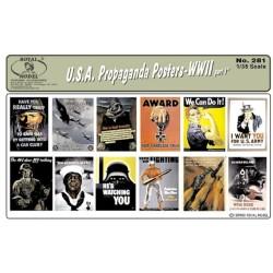 U.S.A. Propaganda Posters  part 1° - WWII (1/35)
