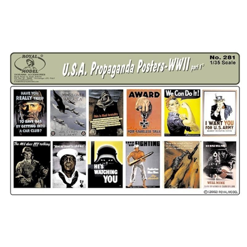 German Propaganda Posters-WWII (part 1°)