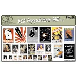 U.S.A. Propaganda Posters part 2° - WWII (1/35)