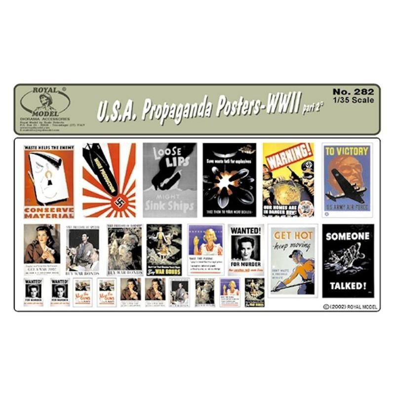 U.S.A.Propaganda Posters-WWII (part 2°)