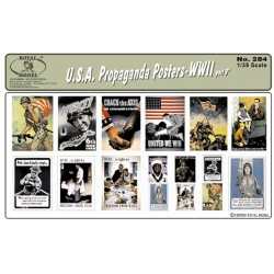 U.S.A. Propaganda Posters part 3° - WWII (1/35)