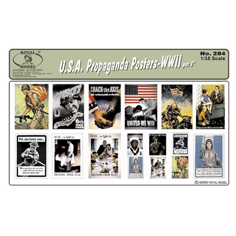 U.S.A.Propaganda Posters-WWII (part 3°)