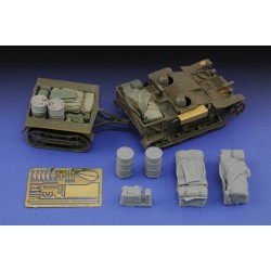 French Armored Carrier UE & Stowage (1/35)