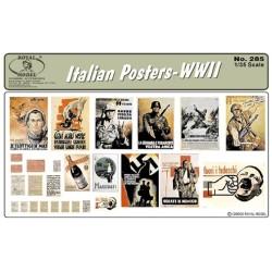 Italian Posters - WWII (1/35)