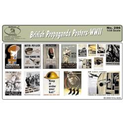 British Propaganda Posters - WWII (1/35)