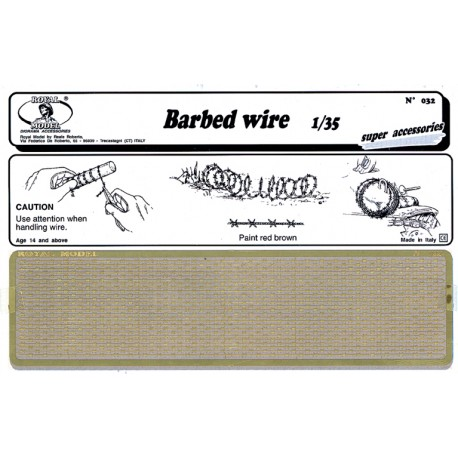 Barbed wire (1/35)