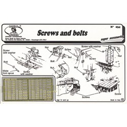 Screws and bolts (1/35)