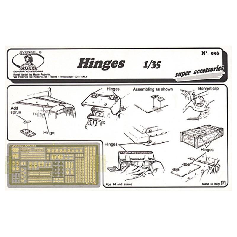Hinges (1/35)