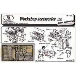 Workshop accessories (1/35)