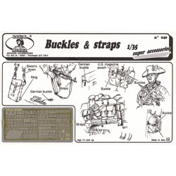 Buckle & straps (1/35)