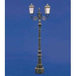 Double antique street lamp (1/35)