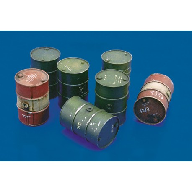 Fuel barrels (1/35)