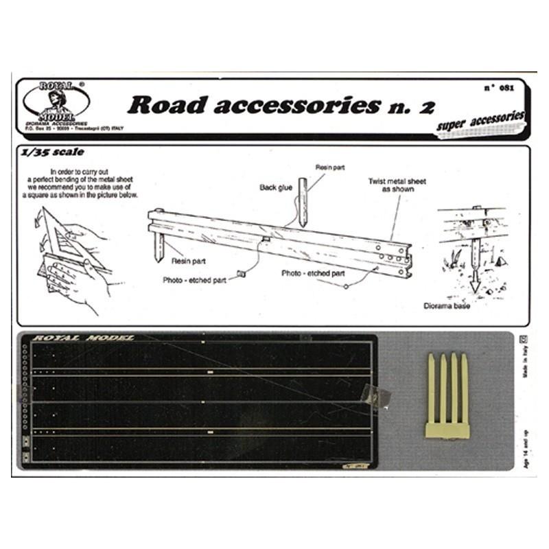 Road accessories n.2 (1/35)