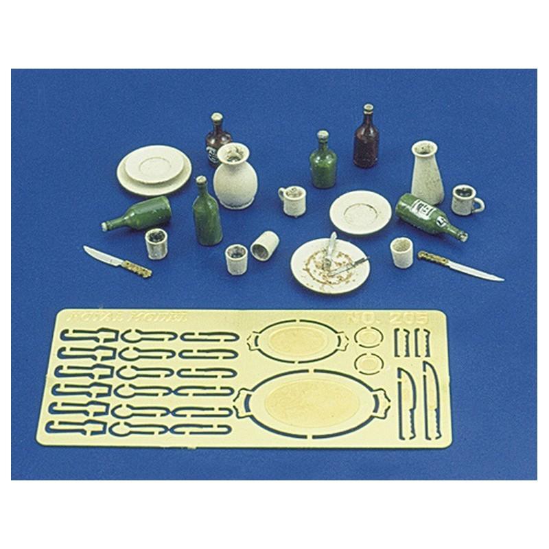 Kitchen accessories 1/35
