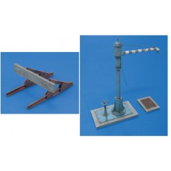 Railway Accessories - Part. 2 (1/35)