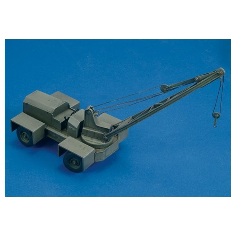 U.S. Mobile crane - WWII (1/35)