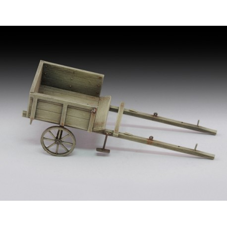 "Farm cart ""small type"" (1/35)"