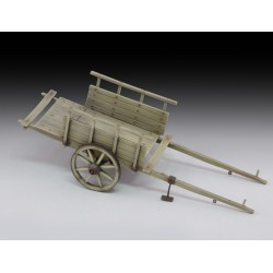 "Farm cart ""big type"" (1/35)"