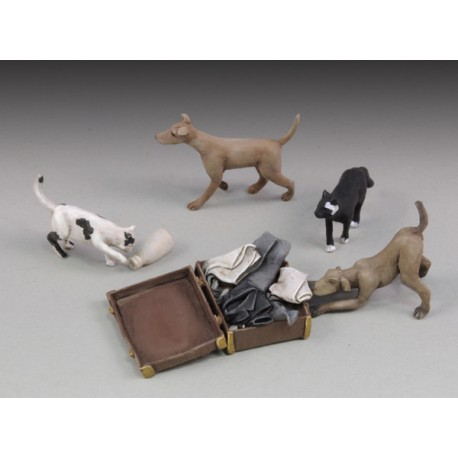 Dogs and cats (1/35)