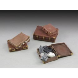 Assorted suitcases (1/35)