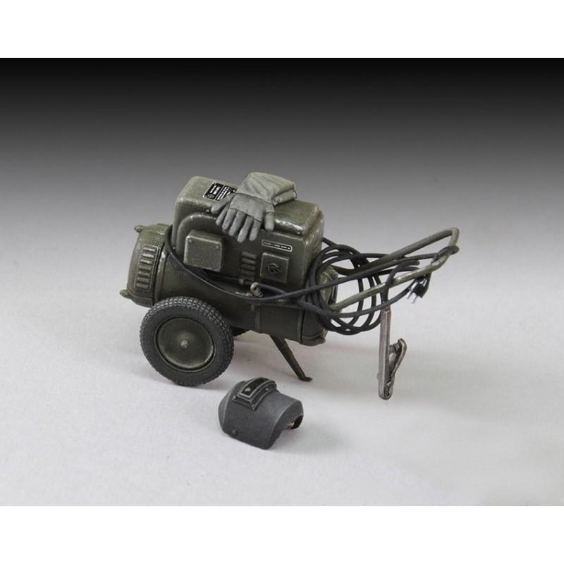 Welder set - WWII (1/35)