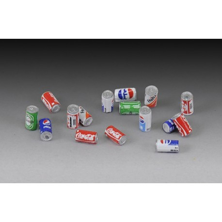 Drinks cans (1/35)