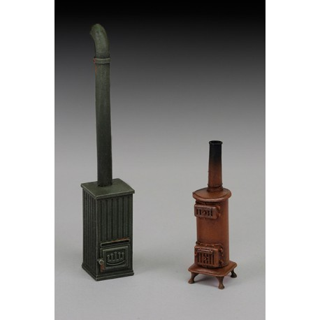 Coal stoves - WWII (1/35)