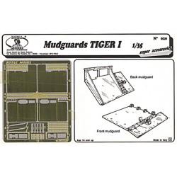 Tiger I Mudguards (1/35)