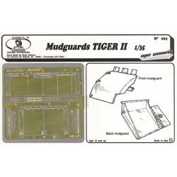 Tiger II Mudguards (1/35)