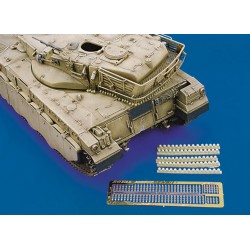 "Chains and balls ""Merkava MK3"" (1/35)"