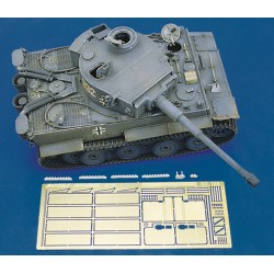 "Mudguards set ""Tiger I"" (1/35 )"