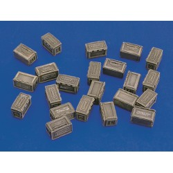 Cal. 50 Ammo boxes (1/35)