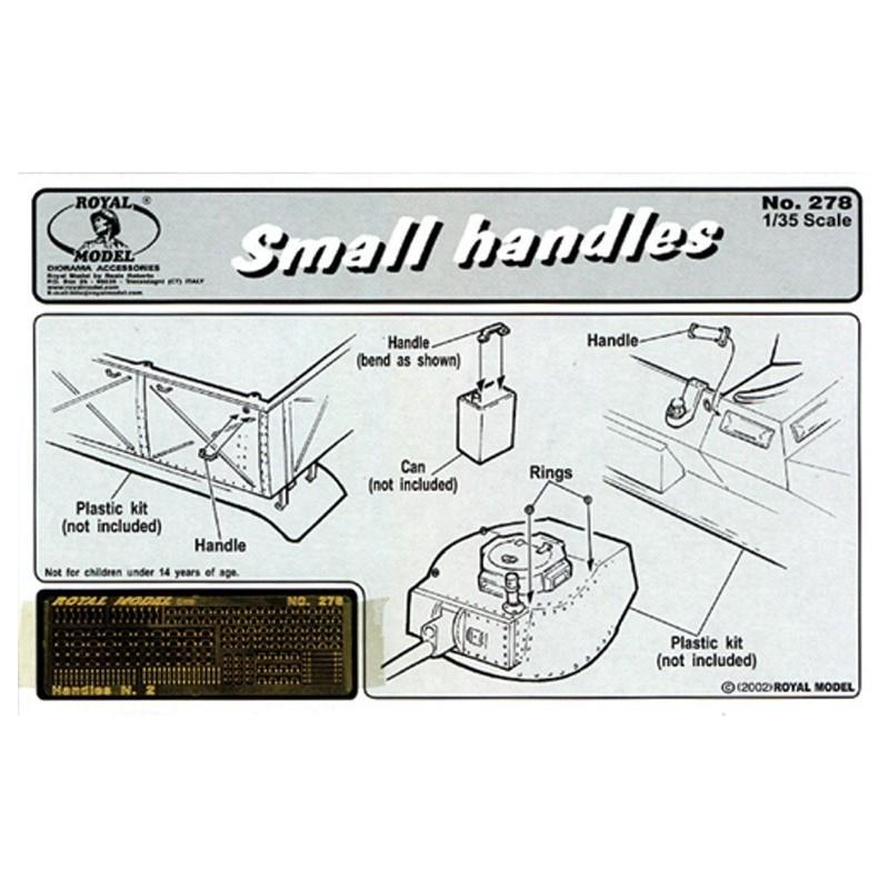 Small Handles (1/35)