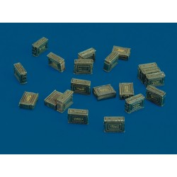 Cal. 30 Ammo Boxes (1/35)