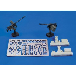 Cal. 30 Machine Gun - 2 pieces (1/35)