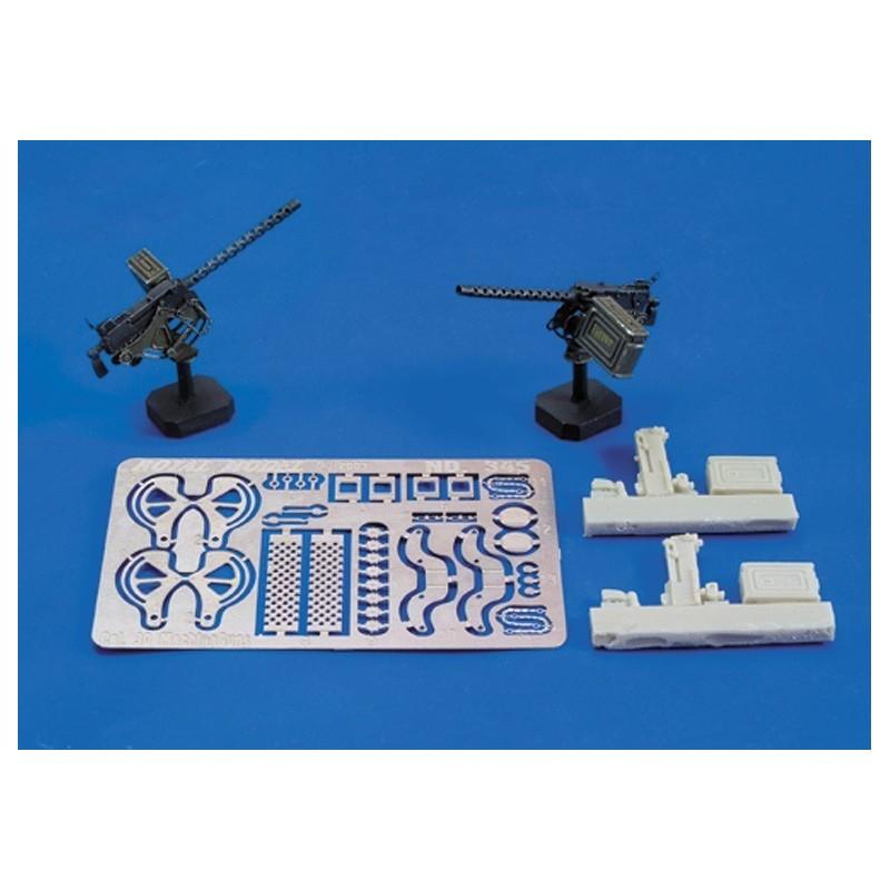 Cal. 30 Machine Gun - 2 pieces (1/35)