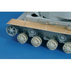 "Wheels ""KVI/KV85 - KV18 - SU152"" (1/35)"