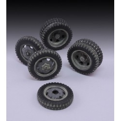 Opel Blitz Wheels (1/35)