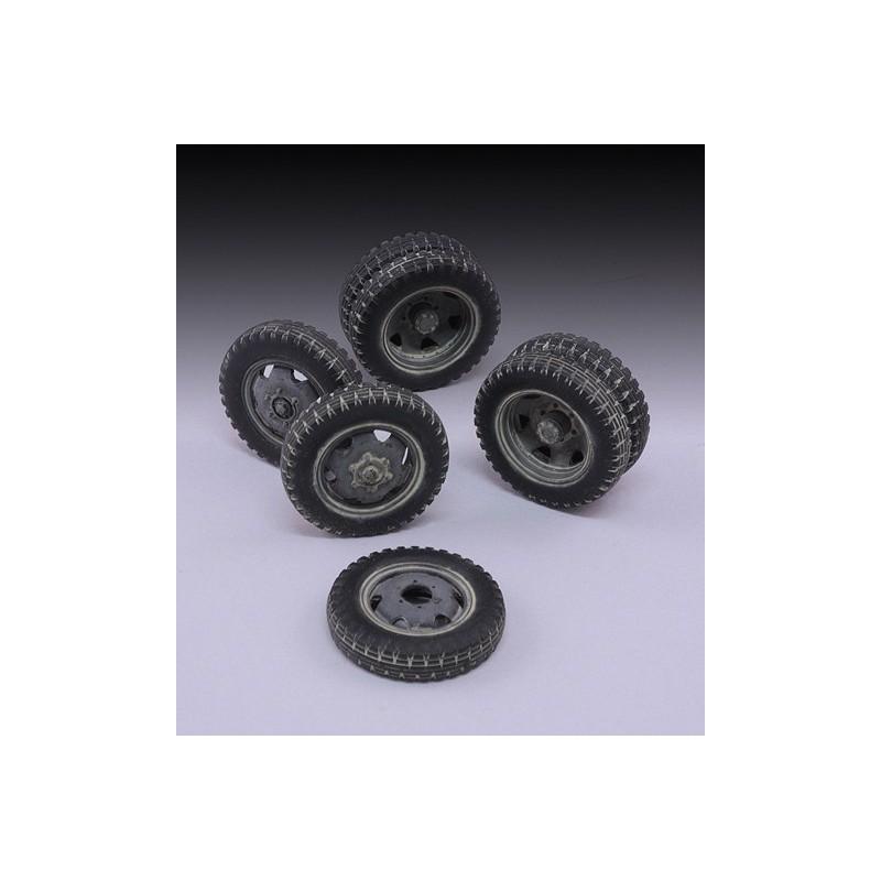 Opel Blitz Wheels (1/35)