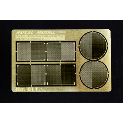 "Engine grill screen ""Panther A/D"" (1/35)"