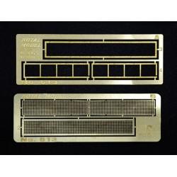 "Engine grill screen ""KVI/II"" (1/35)"