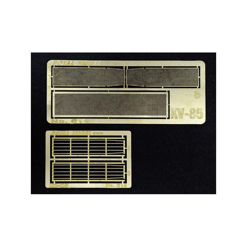 "Engine grill screen ""KV 85"" (1/35)"
